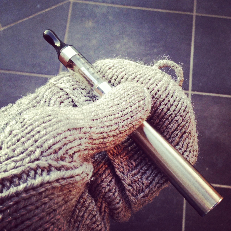 Handsker, Vanter og E-cigaretter