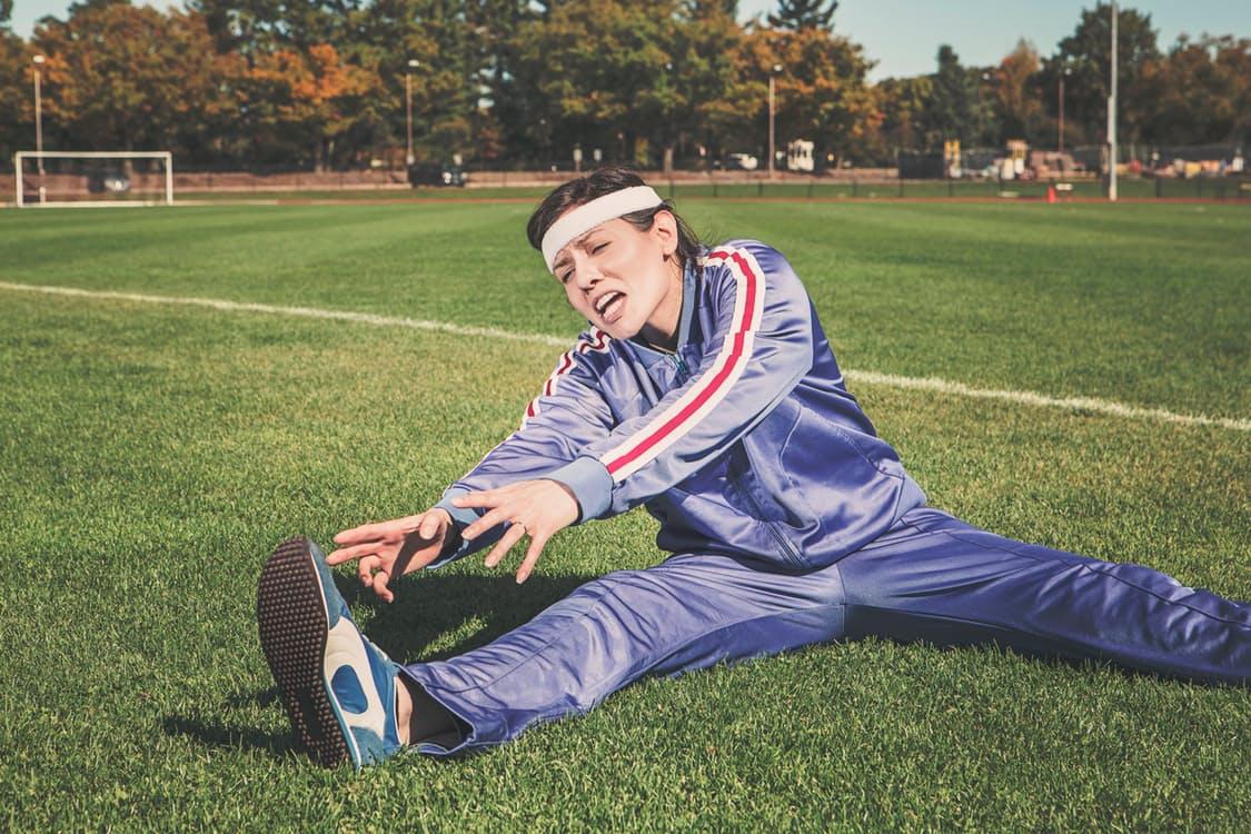Løber, der har stoppet med cigaretter og startet på e-cigaretten for at dyrke motion bedre