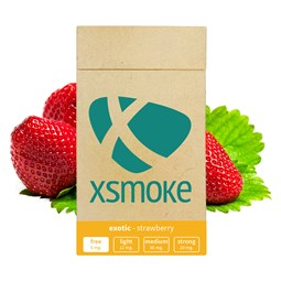 Picture of Starter Package Strawberry (Nicotine Free)