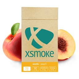 Picture of Starter Package Peach (Nicotine Free)