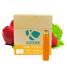 Picture of Refills Strawberry (Nicotine Free)