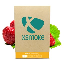 Picture of Month Package Strawberry (Nicotine Free)