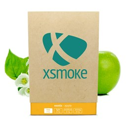 Picture of Month Package Apple (Nicotine Free)
