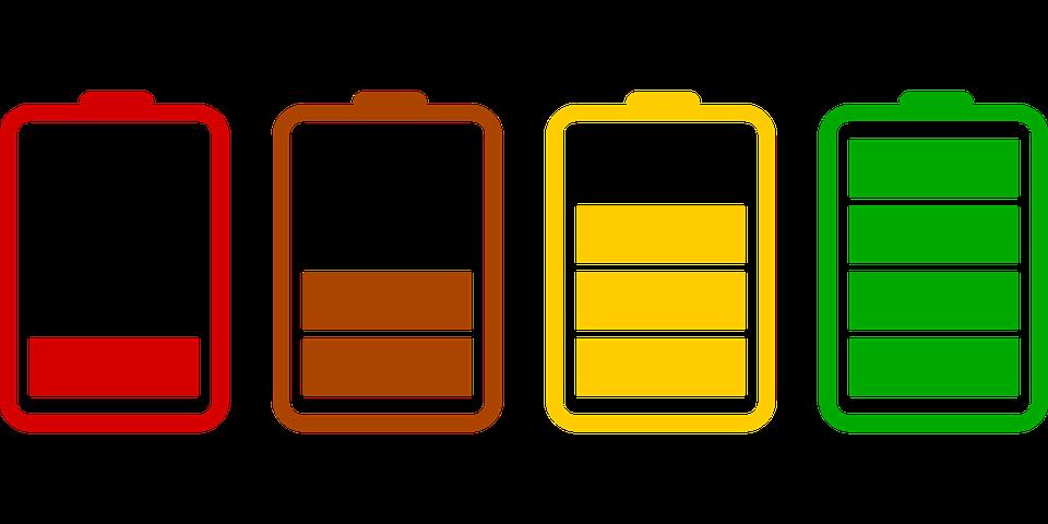 Hitta din batterikapacitet