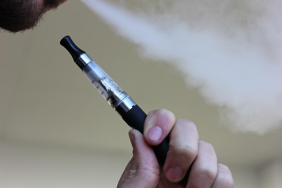 Skatt på e-cigaretter