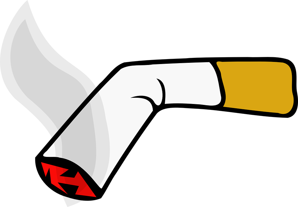 Cigarett vs E-cigarett rökare
