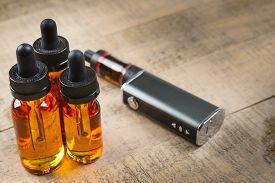 Olika typer av E-cigaretter mods APV
